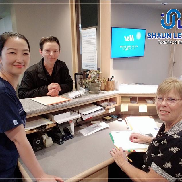 Shaun Lee DDS Renton - Shaun Lee DDS Family