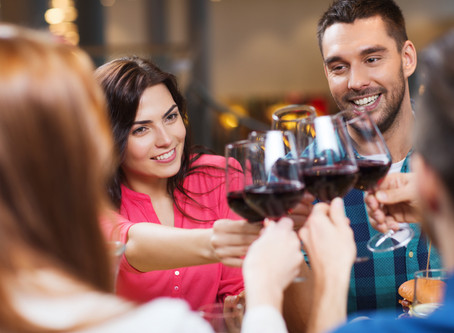 Can Red Wine Be Good For Your Teeth? Oral Health News From McKinney General Dentist
