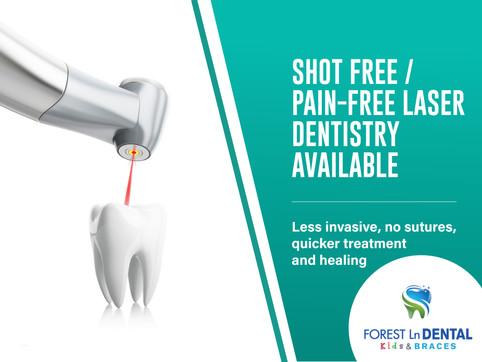Forest Lane Dental Promotion