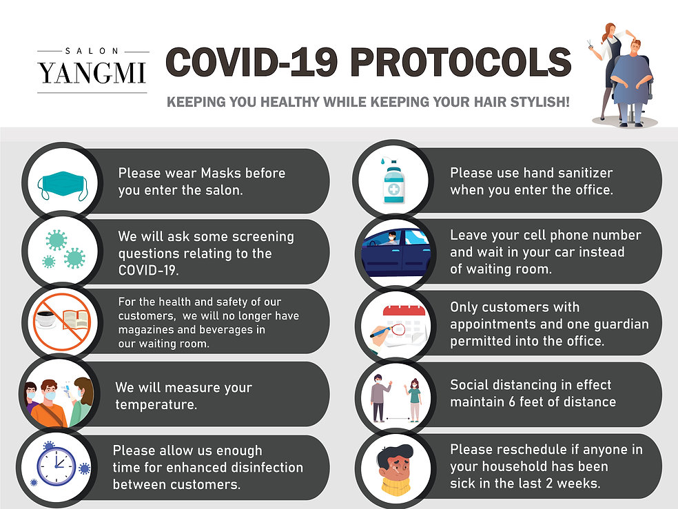 Salon Yangmi_Covid-19 Protocols_Facebook