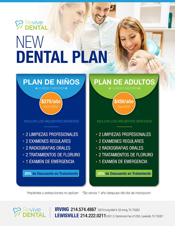 Revive Dental_new plan_8.5x11_spanish.jp