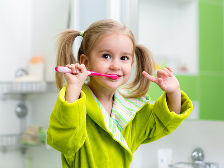 Tooth brushing Tips For Tots,  Learn From Your Family & Pediatric Dentist in Auburn, Washington