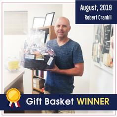 DFW dental_ Gift basket winner_August 20