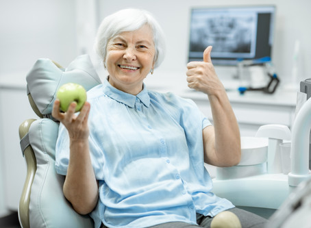 Denture Care & Adjustment Tips From Premier Family and General Dentist in Salem, Oregon