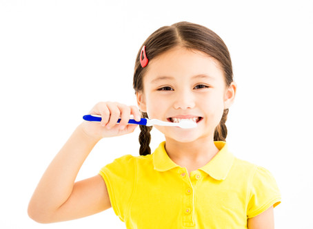 Tooth brushing Tips For Tots, From Your McKinney Dentist - CK Dental City