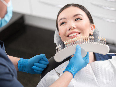 Your Cosmetic and General Dentist in Salem, Oregon Explains Dental Veneers