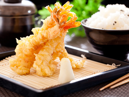 10 Fun Facts About Tempura, From Plano Japanese Restaurant - Sushi Shack