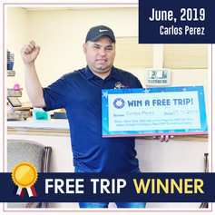 DFW dental_ Free Trip winner_June 2019.j