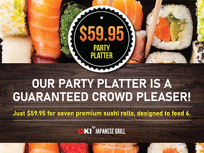 Oki Japanese Grill - Sushi & Hibachi I Dallas I Plano, TX