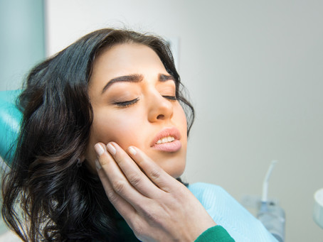 Visit Your Dentist If You Notice These Warning Signs - Emergency Dentist in McKinney, TX Explains