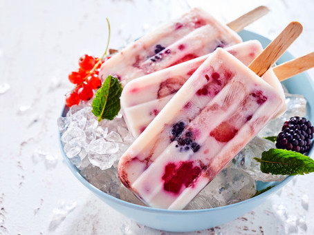 3-Ingredient Froyo Pop Recipe Is A Summer Treat Your General Dentist in Portland, OR Approves Of!