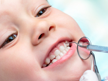 Baby Teeth Are Important, Too! Your Pediatric & Family Dentist in Cedar Park, Texas Explains Why