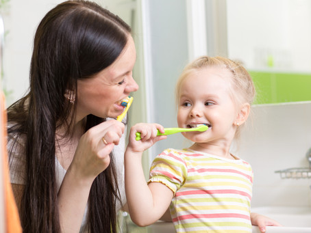 Fun Ways To Get Your Kids To Brush Their Teeth, From Your Seattle Dentist