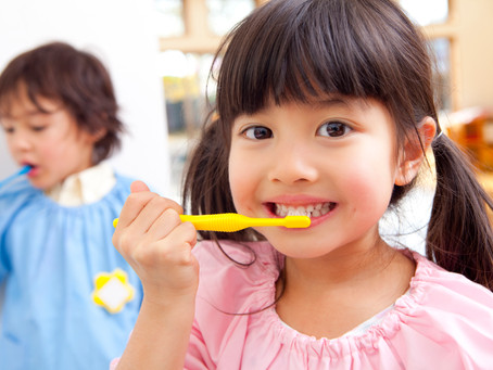 Tooth brushing Tips For Tots, Learn From Your Family and Pediatric Dentist in Cedar Park, Texas