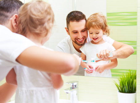 Fun Ways To Get Your Kids To Brush Their Teeth, From Your Portland Dentist - Rose City Dental Care