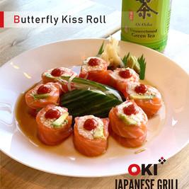 OKI Japanese Girll_Butterfly Kiss Roll