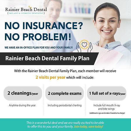 Rainier Beach Dental Family Cosmetic Imp