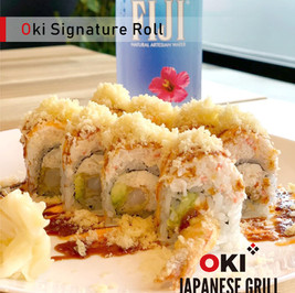 OKI Japanese Girll_Oki Signature Roll
