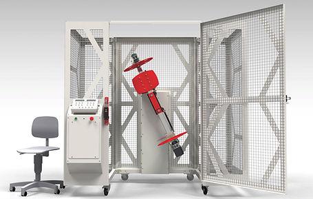 EVC2 rotacasting machine