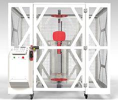EVC mobile workshop rotacaster machine