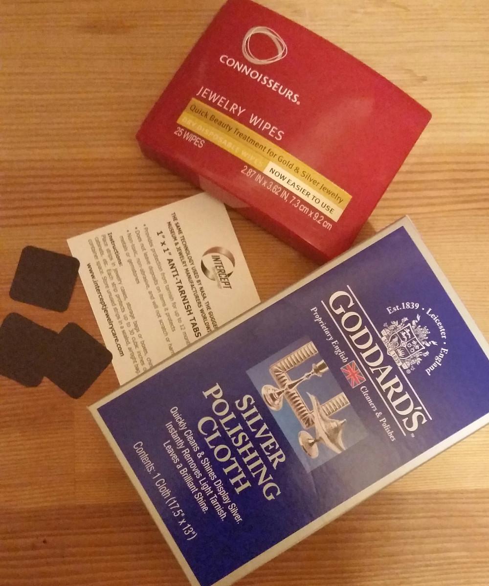 Connoisseurs, Goddard's & Intercept products