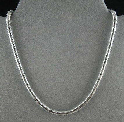 "16"" 5mm Sterling Silver Chain"