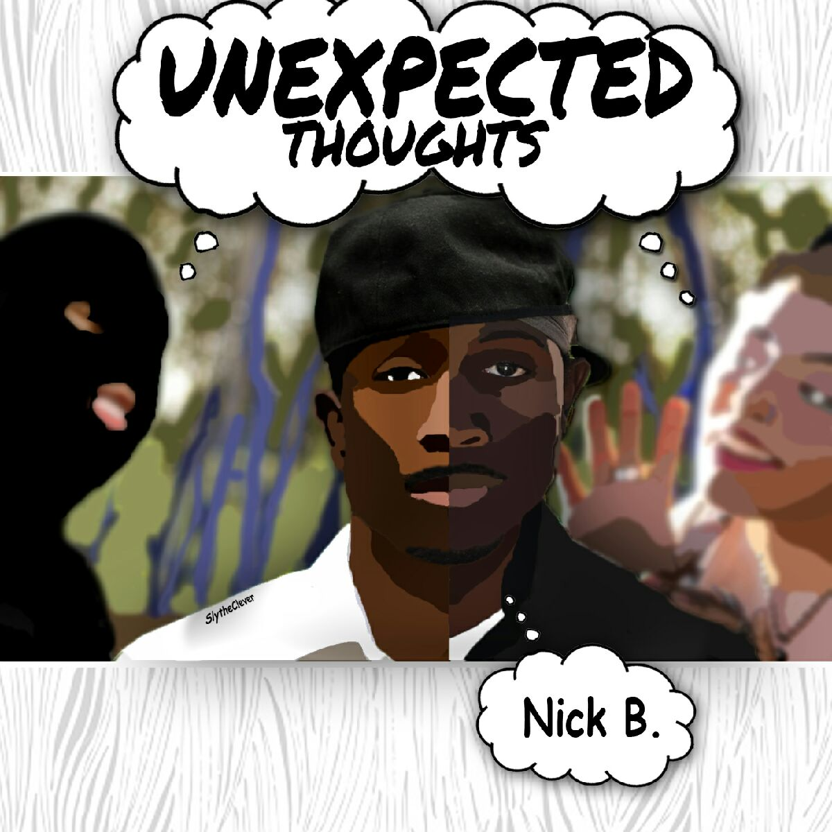 Unexpected Thoughts (Front)