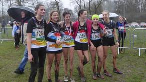 CROSS : 5 titres pour les filles!