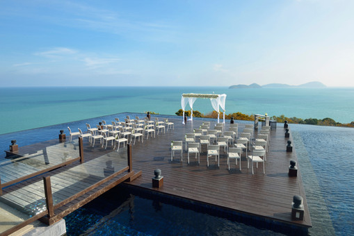 Oceanfront Wedding