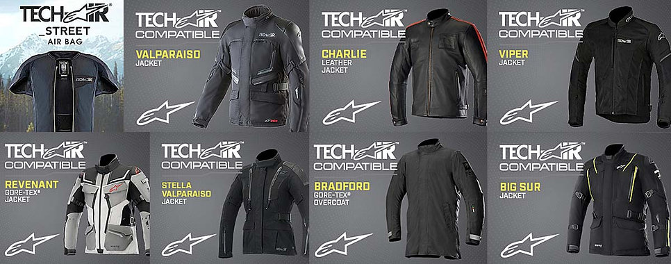Alpinestars Tech Air Airbagsystem