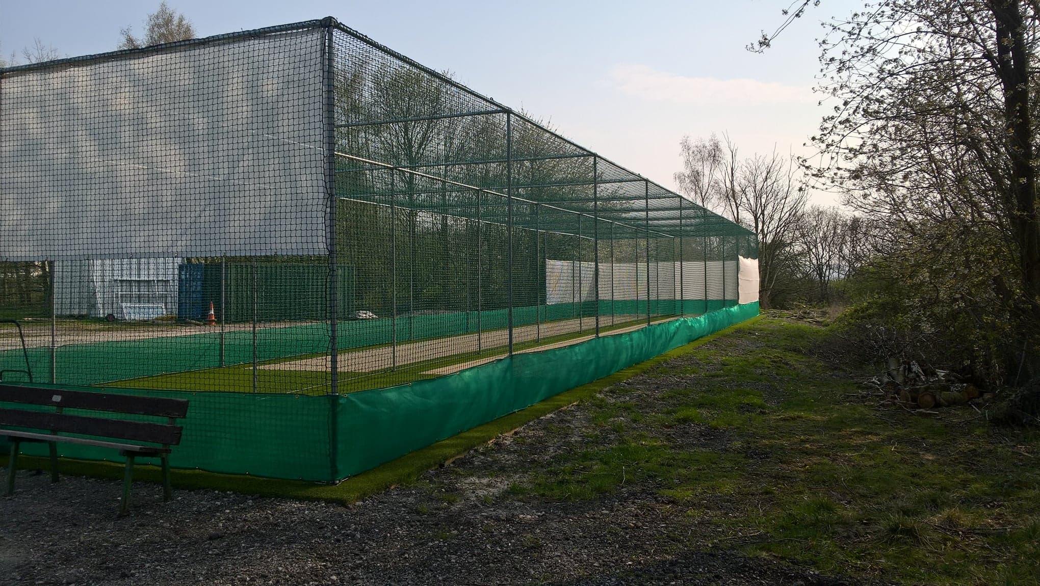 New Practice nets