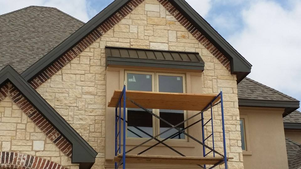 Standing Seam Eyebrows