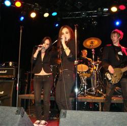 Alex and Asia Schneider
