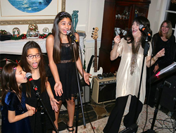 Holiday Party Performance