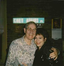 Chet Atkins and Betsy Hammer