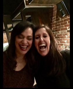 Betsy Hammer and Wendy Liebman