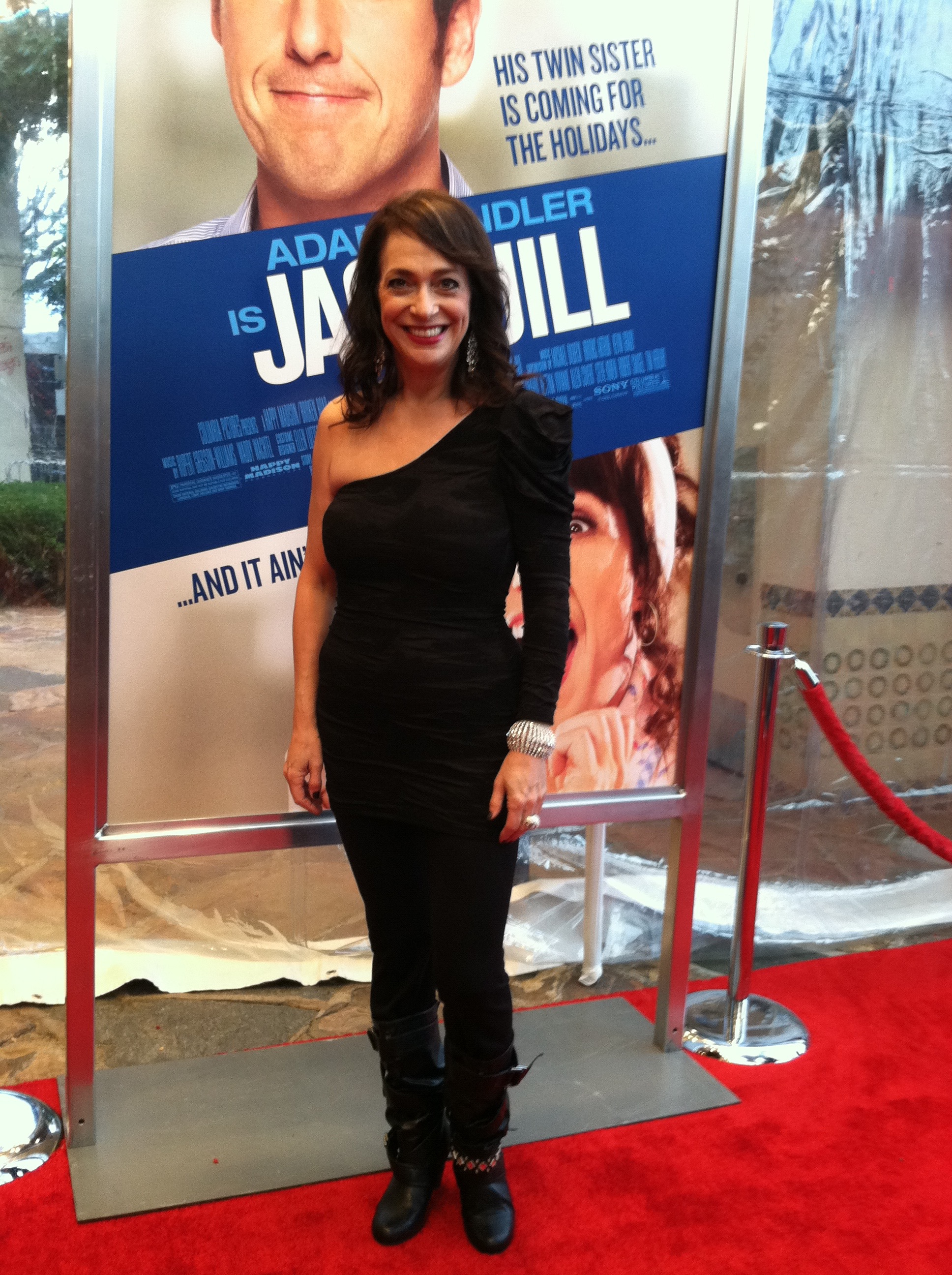 """Jack and Jill"" Premiere"