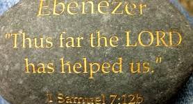 We All Need Some Ebenezers