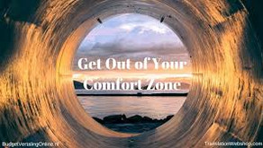 From Comfort Zone to Kingdom Zone