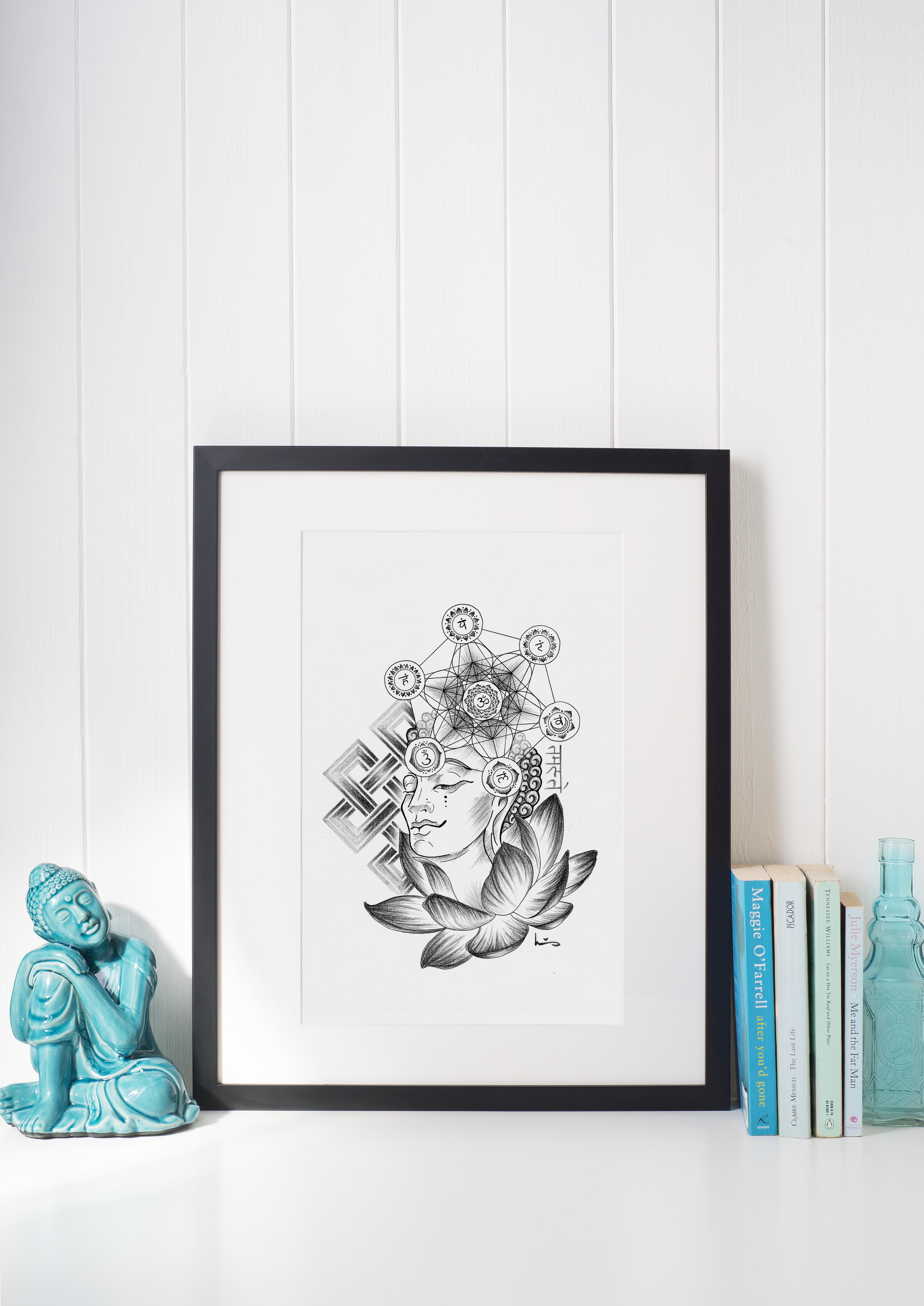 Buddah Metatron Lotus