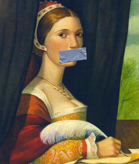 Women Should Remain Silent?