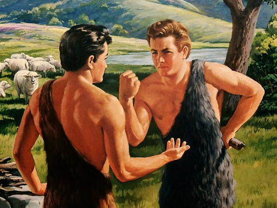 Cain and Abel:  God Knows the Intentions of Our Hearts