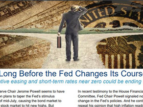 How Long Before the Fed Changes Its Course?