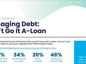 Managing Debt: Don't Go It A-Loan
