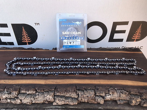 "36"" Archer NEW Ripping 3/8 .063 114DL Chainsaw Chain - FITS STIHL - SHIPS FAST!"