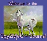 Cover of Joy2MeU Journal