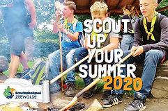 משלחת שבט גילעד להולנד 2020