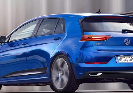 VW GOLF 8 CHEGA EM 2019 PARA ENFRENTAR MODELOS PREMIUM