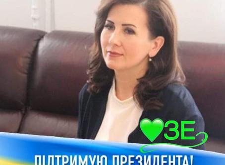 Голова Ямпільської РДА від «Слуги народу» Ганна Сінчак – проти опорної лікарні в Ямполі!