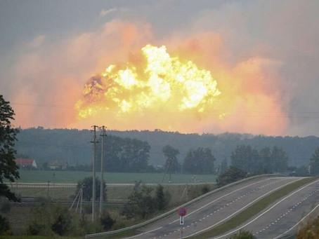 З Калинівського арсеналу зникло боєприпасів на півмільярда гривень - попередні висновки комісії